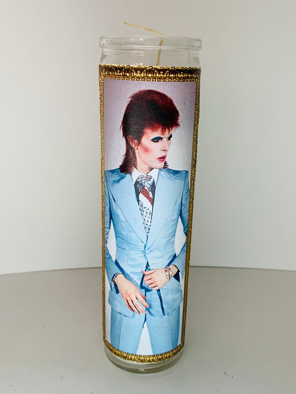 Celebrity Candle David Bowie