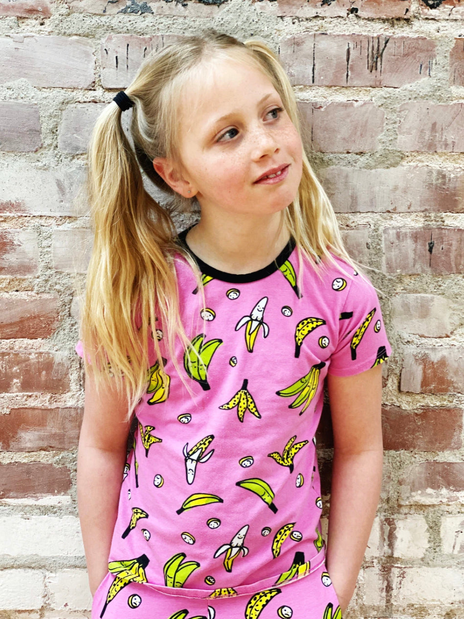 Kids Party Tee Banana