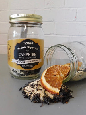 Campfire Spirit Sipper Infusion Jar