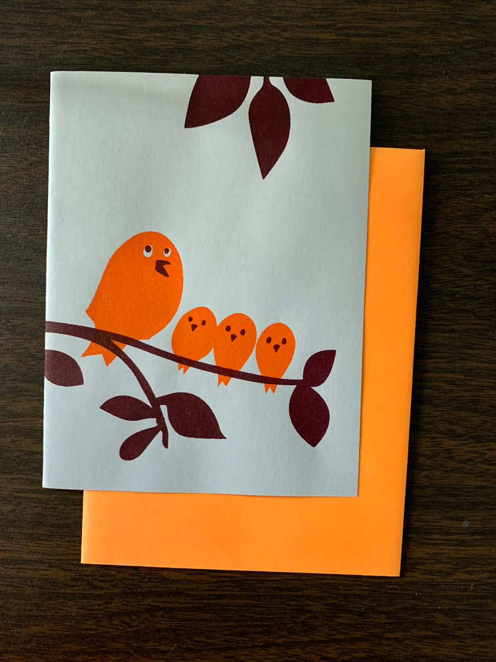 Birdie Family Card