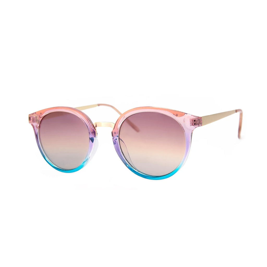 Click On Pink Sunglasses