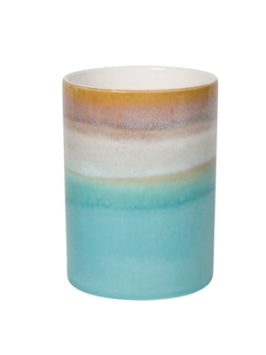 Reactive Glaze Crock
