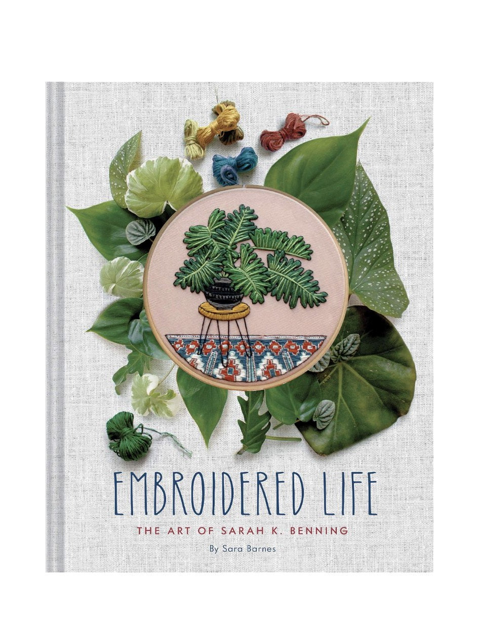Embroidered Life
