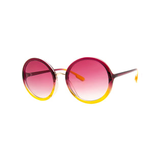 Endless Burgundy Sunglasses