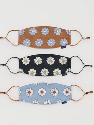 Fabric Mask Set Daisy