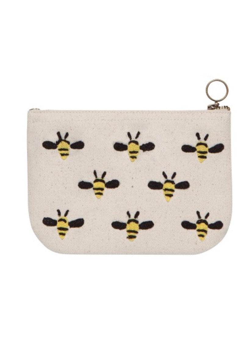 Frida Small Zipper Pouch