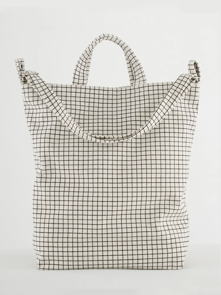 Grid Duck Bag