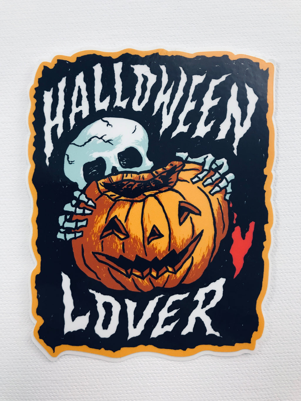 Halloween Lover Sticker