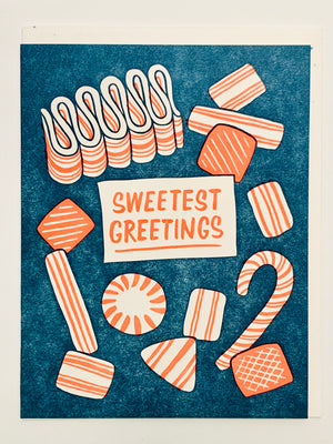 Sweetest Greetings Card