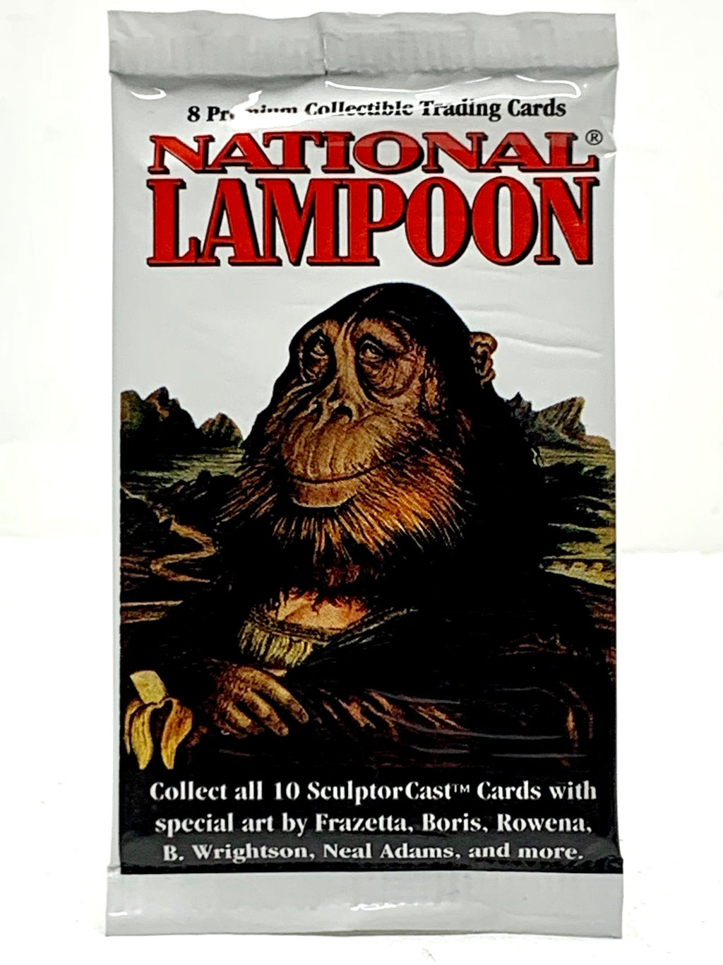 National Lampoon Trading Card Pack
