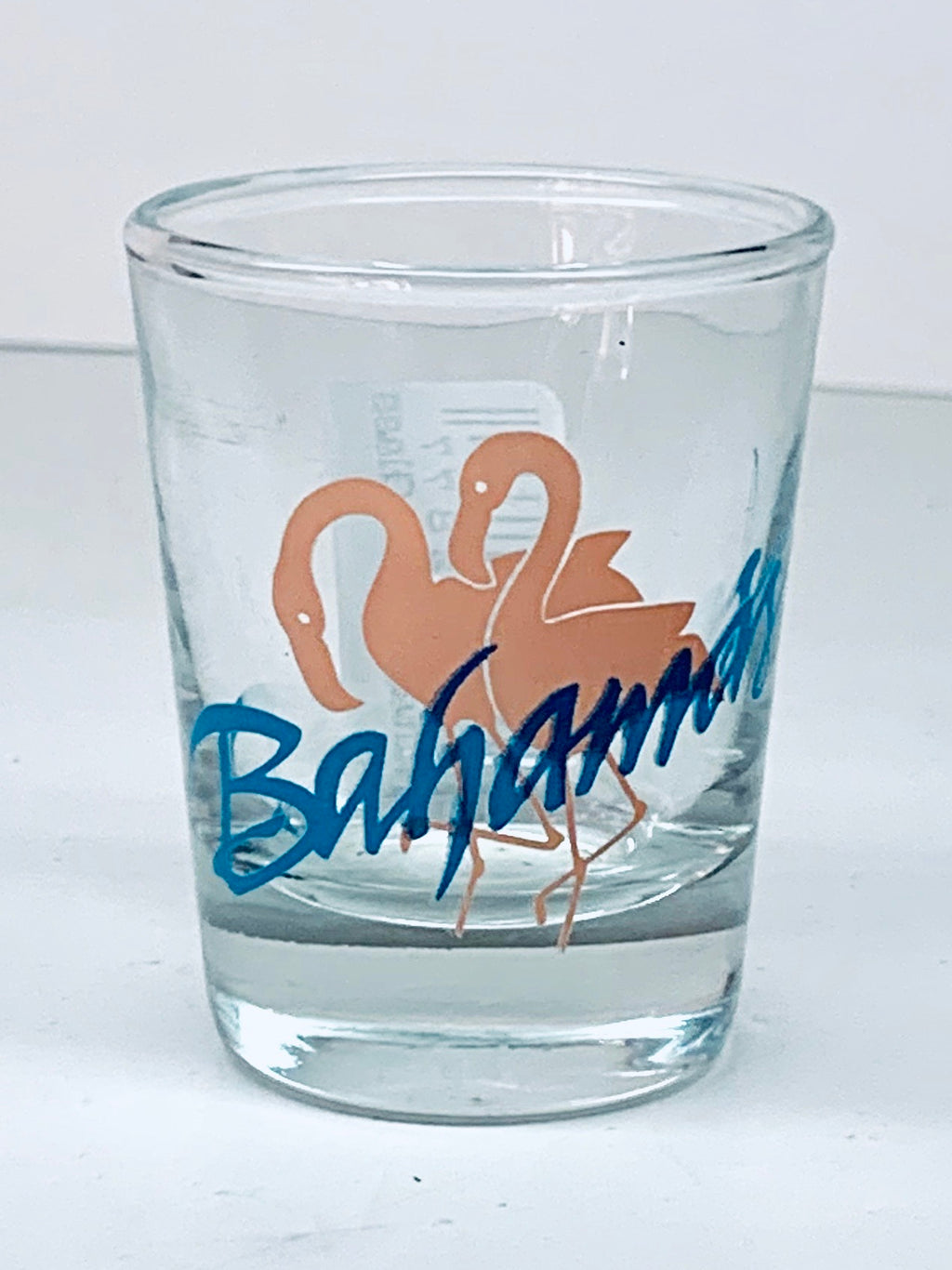 Vintage Bahama Shot Glass