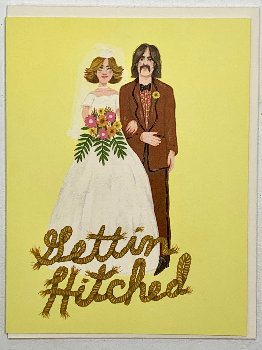 Gettin' Hitched Card