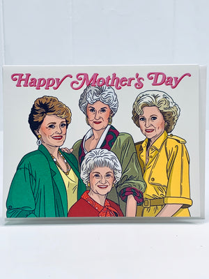 Golden Girls Happy Mother's Day Card