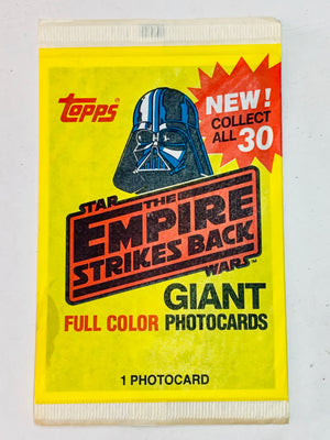 The Empire Strikes Back Giant Photo Card