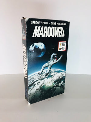 Marooned VHS