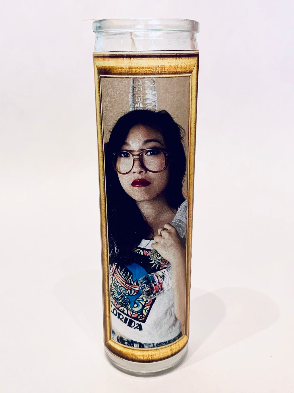 Celebrity Candle Awkwafina
