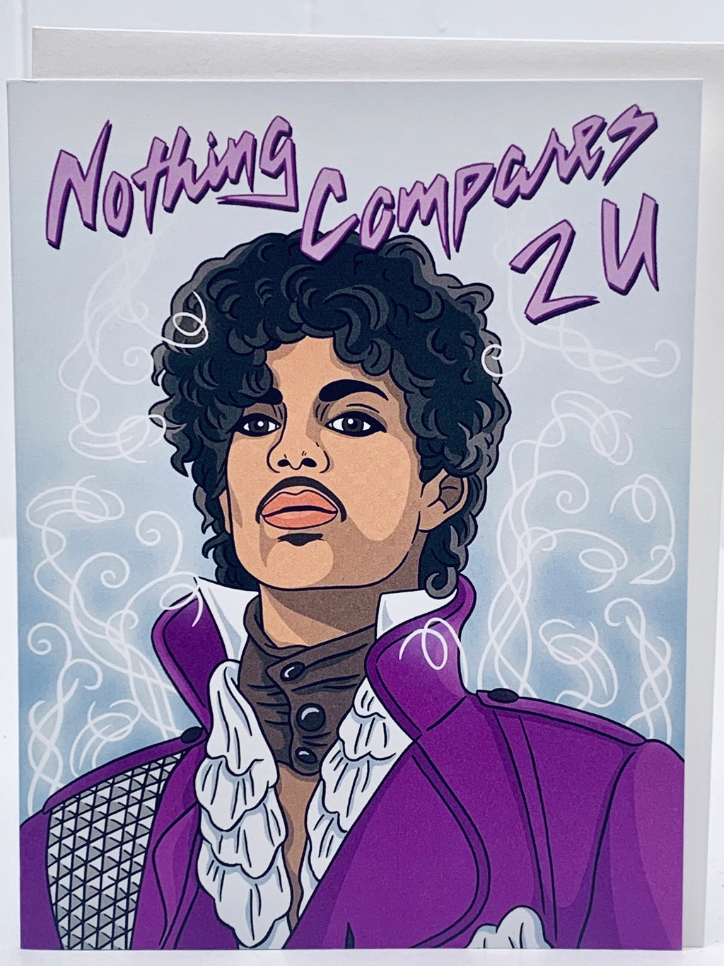 Nothing Compares 2 U Card