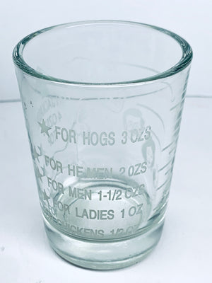 Vintage Shot Glass