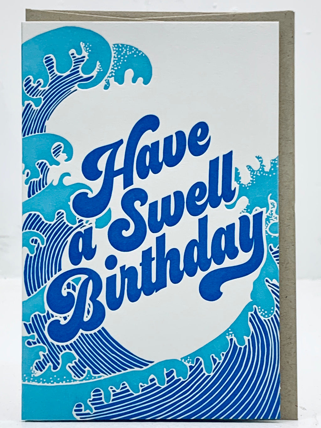 Have A Swell Birthday Card
