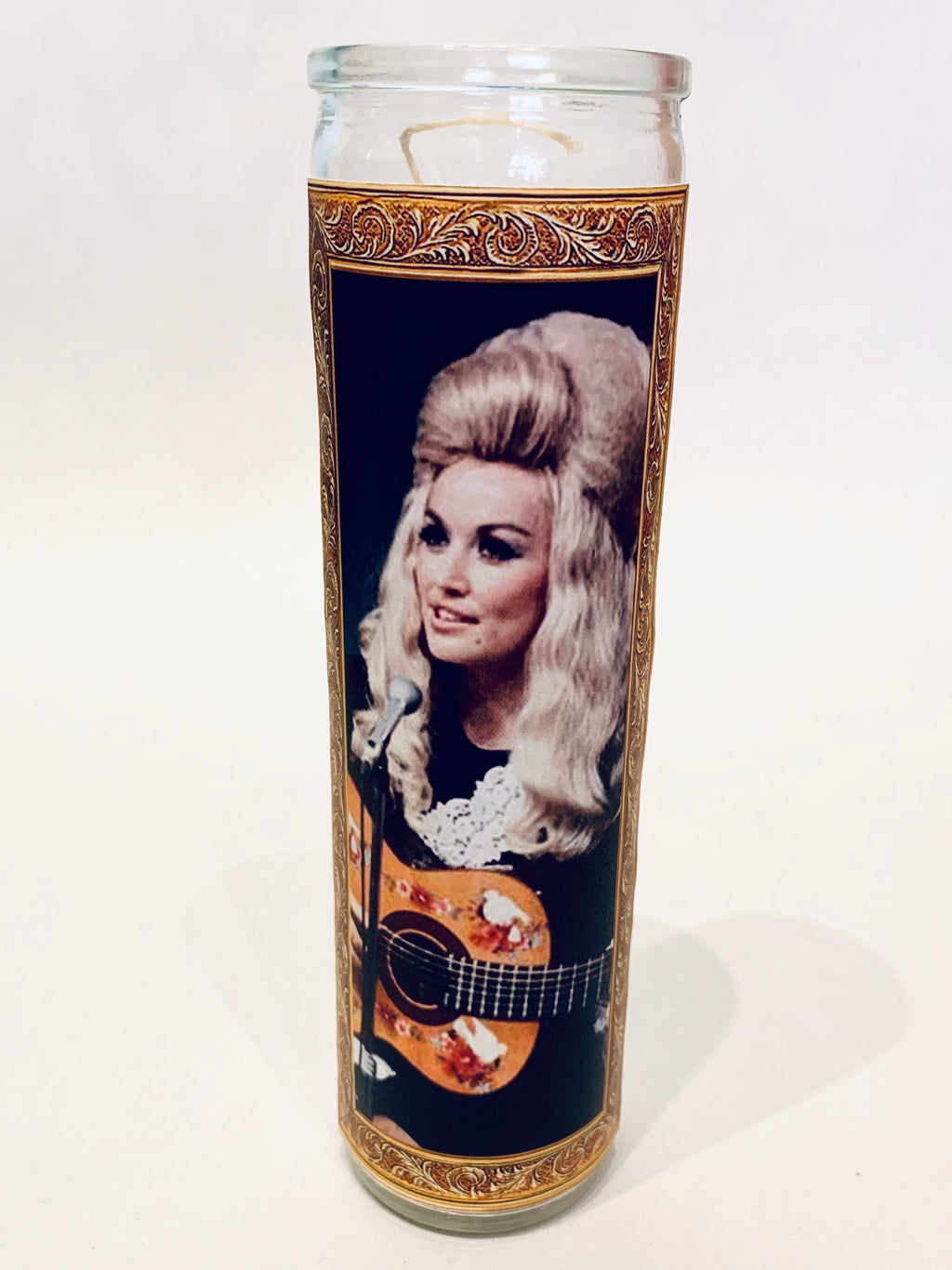 Celebrity Candle Dolly Parton