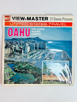 Oahu Viewmaster Set