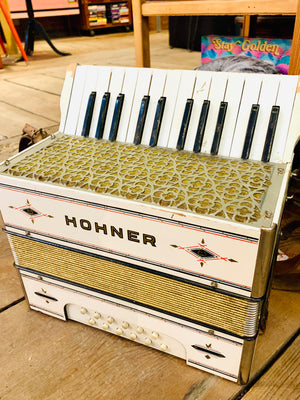 Hohner Cute Accordian