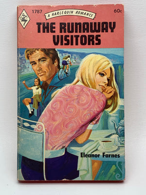 The Runaway Visitors Vintage Romance Paperback