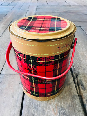 Vintage Scotch Cooler