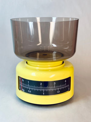 Vintage Yellow Scale