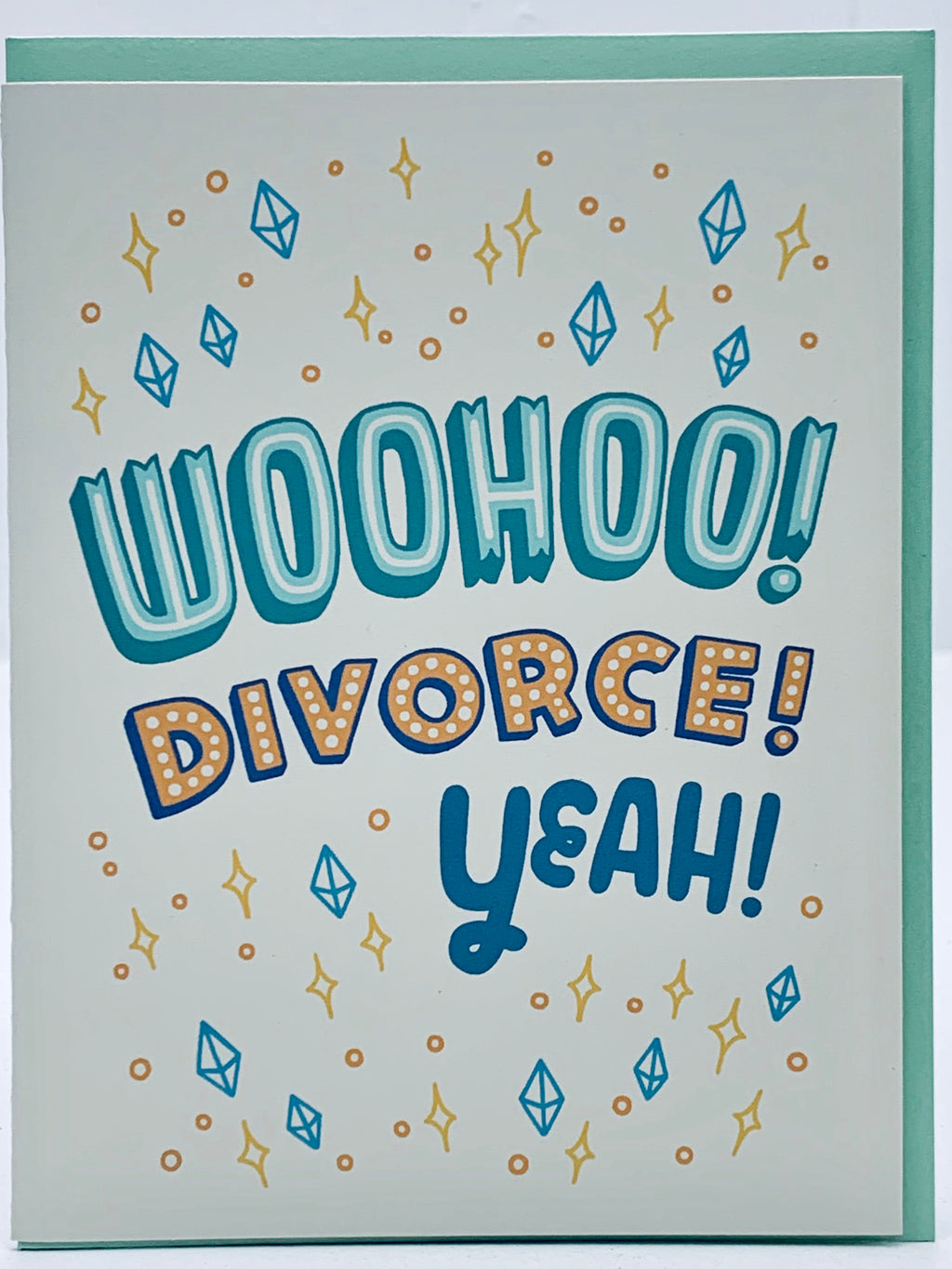 WooHoo! Divorce Card