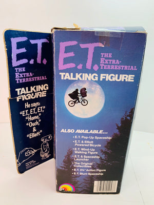 E.T. talking Figure