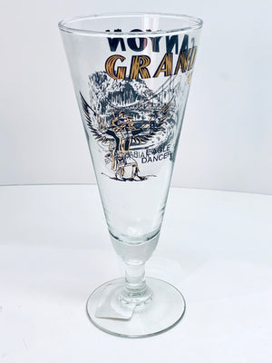Vintage Grand Canyon Glass