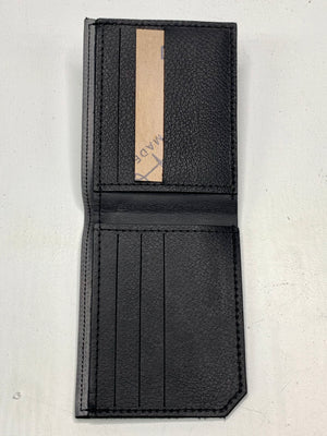 Robots Handmade Leather Wallet