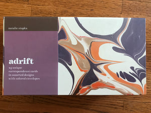 Adrift Card Box Set