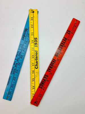 Primary Color Ruler