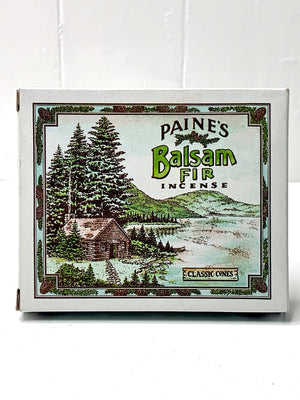 Paine's of Maine Balsam Fir Incense