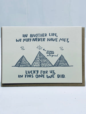 In Another Life Card