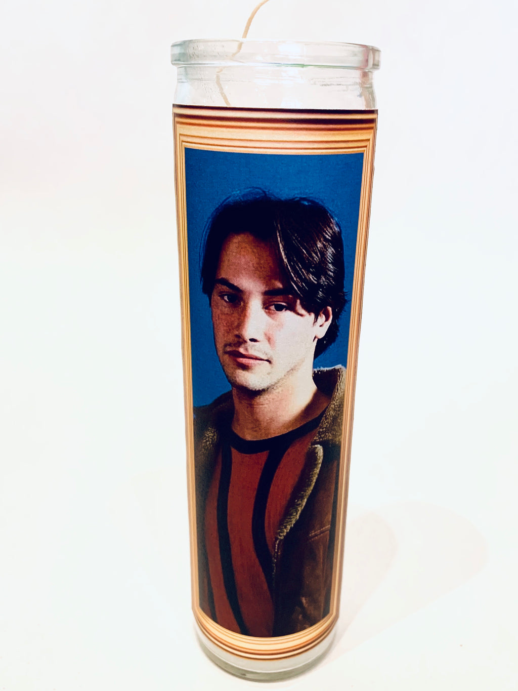 Celebrity Candle Keanu Reeves