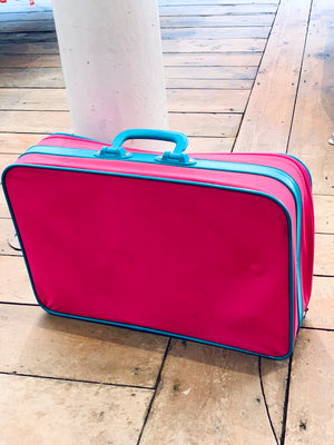 Minnie on the Move Suitcase