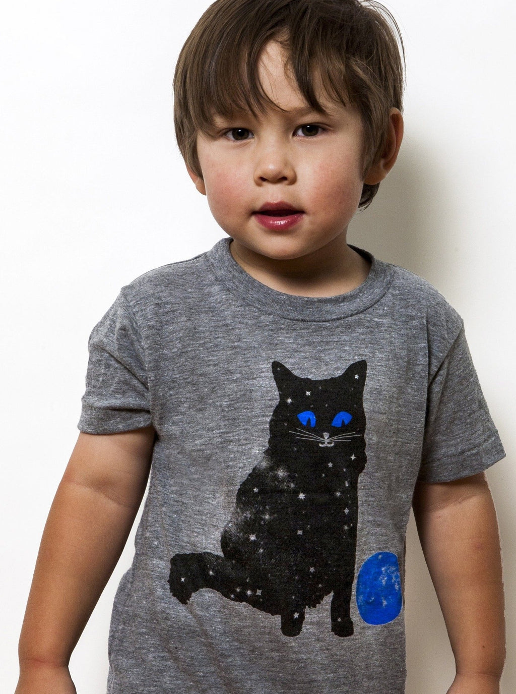 Kids Space Cat Tee