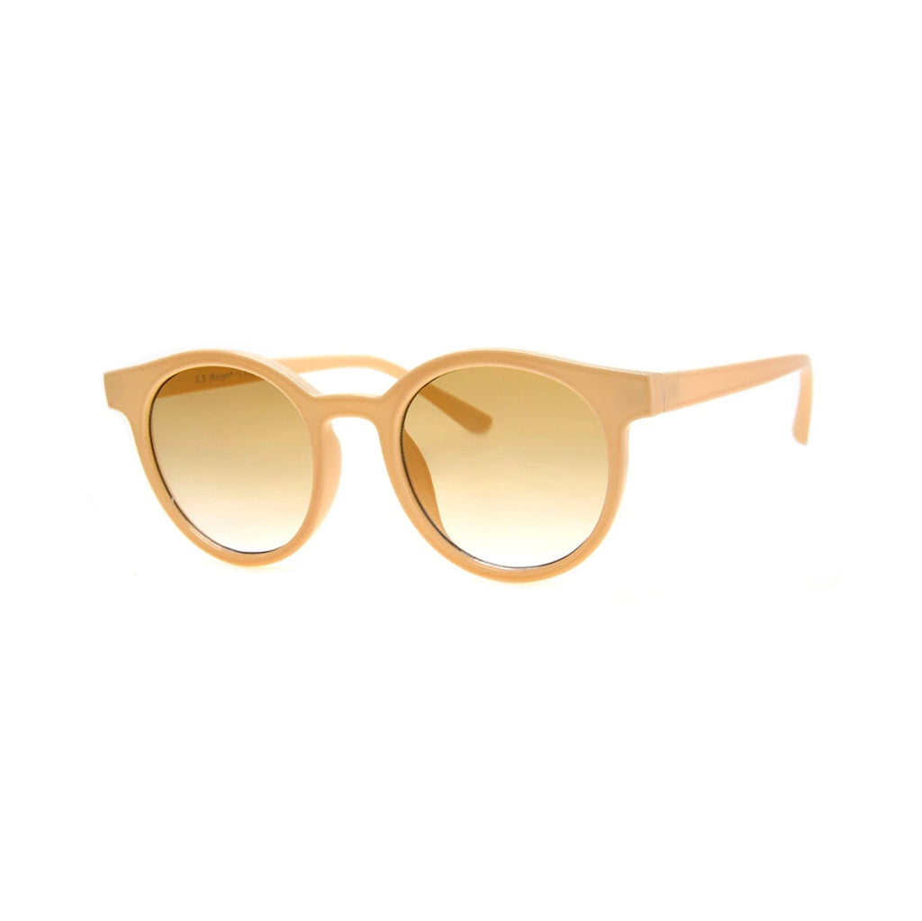 Low Key Beige Sunglasses
