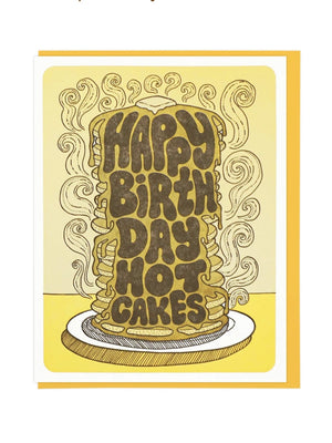 Hot Cakes Card