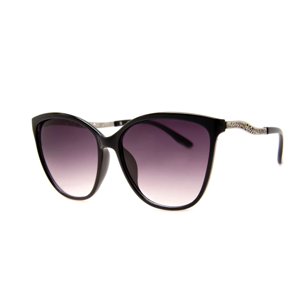 Pollyanna Black Sunglasses