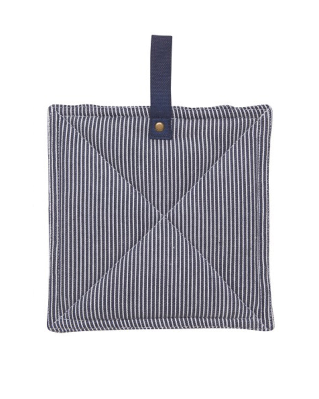 Railroad Stripe Potholder