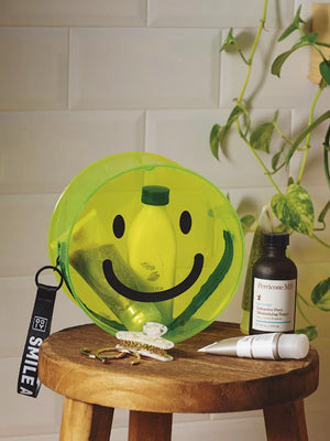 Smile and Shine Toiletry Bag