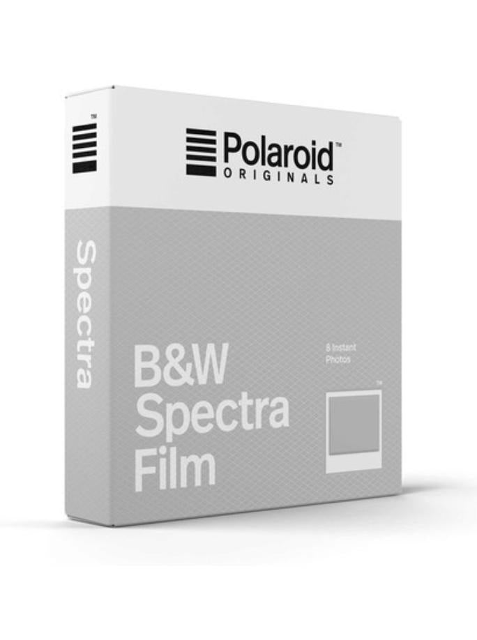 Polaroid Spectra Black+White Film