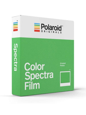 Polaroid Spectra Color Film