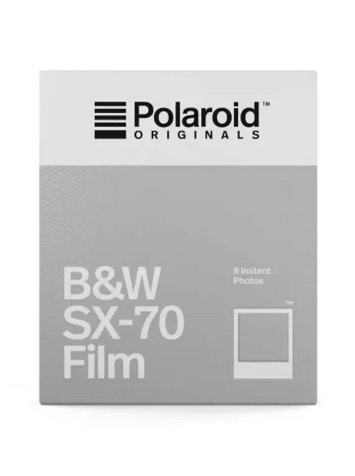 Polaroid SX-70 Black+White Film