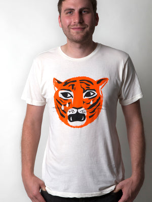 Men's Crying Tiger Tee