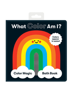 What Color Am I Magic Bath Book